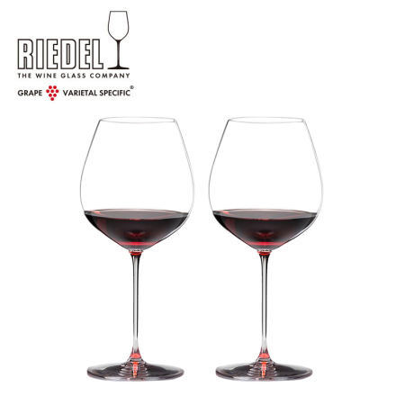 醴铎Riedel醇享餐厅系列旧世界黑皮诺型红葡萄酒杯