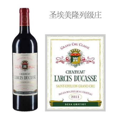 2011年拉斯杜嘉酒庄红葡萄酒