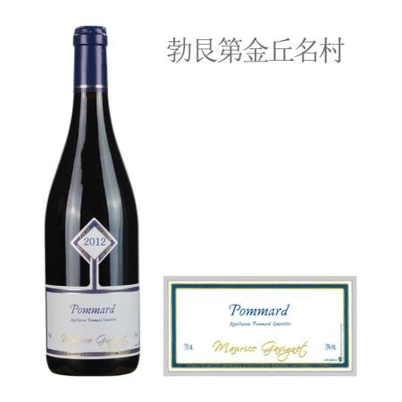 2012年佳维那酒庄(玻玛村)红葡萄酒