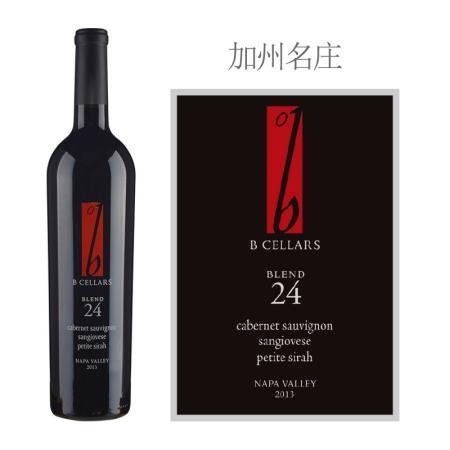 2013年碧希乐24号混酿红葡萄酒