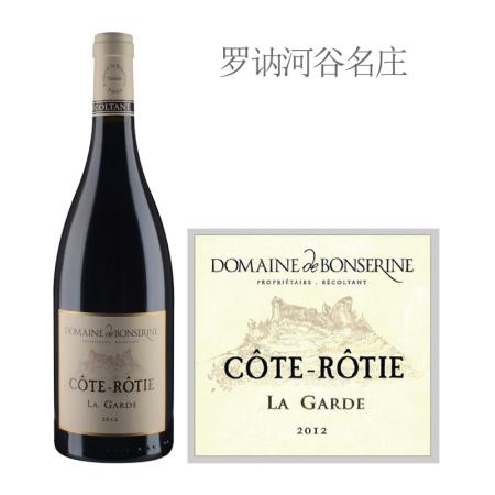 2012年博赛酒庄嘉德红葡萄酒