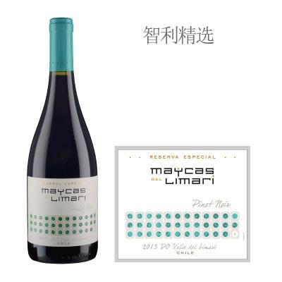2015年麦卡斯特选珍藏黑皮诺红葡萄酒