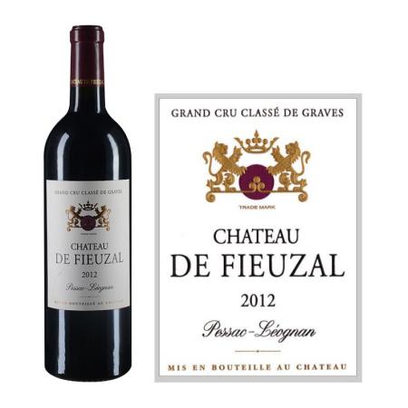 2012年佛泽尔酒庄红葡萄酒