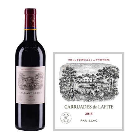 2015年拉菲珍宝(小拉菲)红葡萄酒