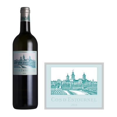 2018年爱诗途白葡萄酒