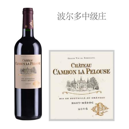 2016年贝诺斯城堡红葡萄酒