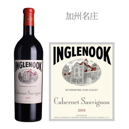 2016年伊哥诺赤霞珠红葡萄酒