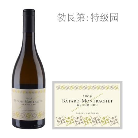 2009年帕斯卡(巴塔-蒙哈榭特级园)白葡萄酒