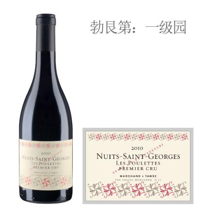 2010年图诗普雷特(夜圣乔治一级园)红葡萄酒