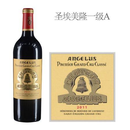 2011年金钟酒庄红葡萄酒