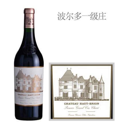 2019年侯伯王庄园红葡萄酒