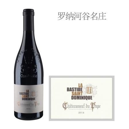 2014年圣多米尼克教皇新堡红葡萄酒