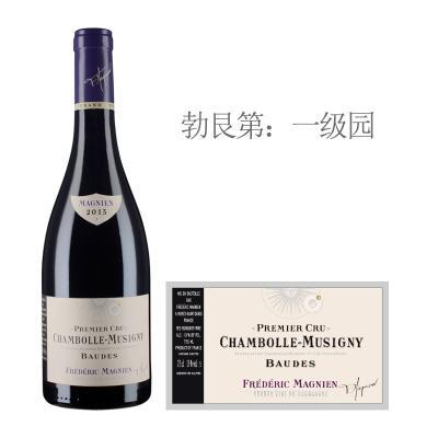 2013年马尼安伯德(香波-慕西尼一级园)红葡萄酒