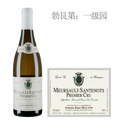2013年罗杰贝隆酒庄桑特诺(默尔索一级园)白葡萄酒