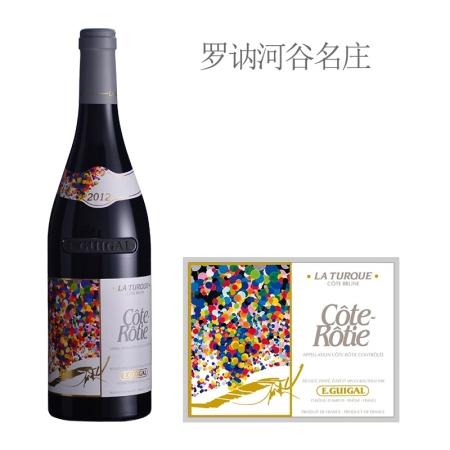 2012年吉佳乐世家杜克红葡萄酒