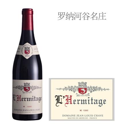 2014年路易沙夫酒庄红葡萄酒