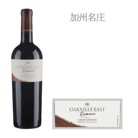 2012年奥克威伊博尔赤霞珠红葡萄酒