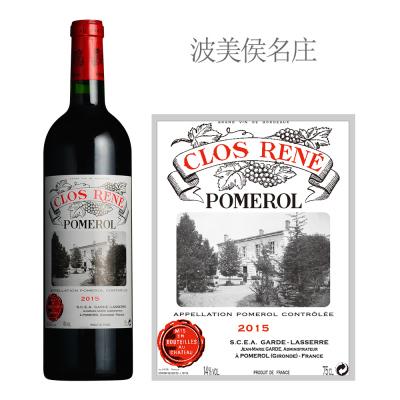 2015年克罗伦红葡萄酒