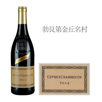 2014年夏洛普庄园伊芙赛(热夫雷-香贝丹村)红葡萄酒