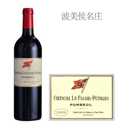 2009年帕图斯之花酒庄红葡萄酒
