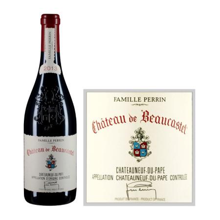 2013年博卡斯特尔酒庄教皇新堡红葡萄酒