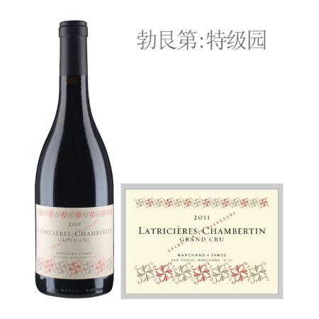 2011年图诗(拉奇希尔-香贝丹特级园)红葡萄酒