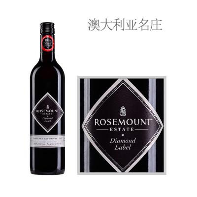 2015年若诗庄园钻石标赤霞珠红葡萄酒