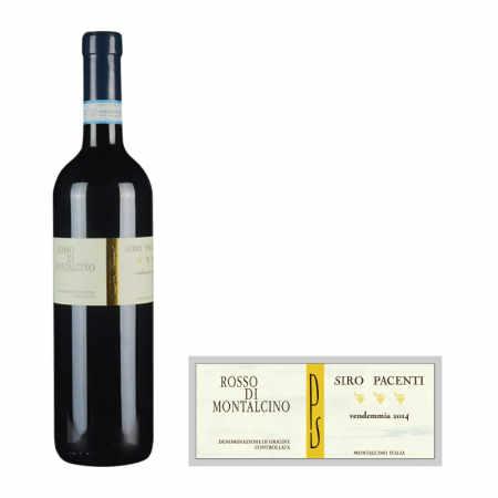 2014年帕桑迪酒庄蒙塔希诺红葡萄酒