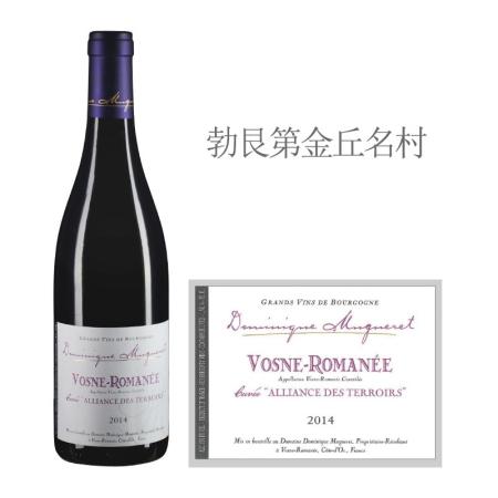 2014年慕尼赫酒庄特酿(沃恩-罗曼尼村)红葡萄酒