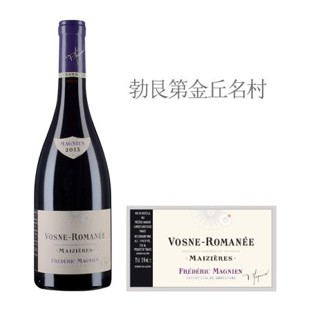 2013年马尼安麦泽(沃恩-罗曼尼村)红葡萄酒