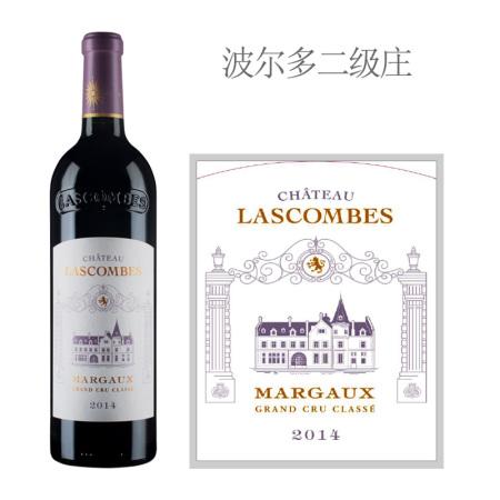 2014年力士金城堡红葡萄酒
