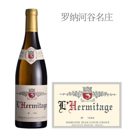 2014年路易沙夫酒庄白葡萄酒