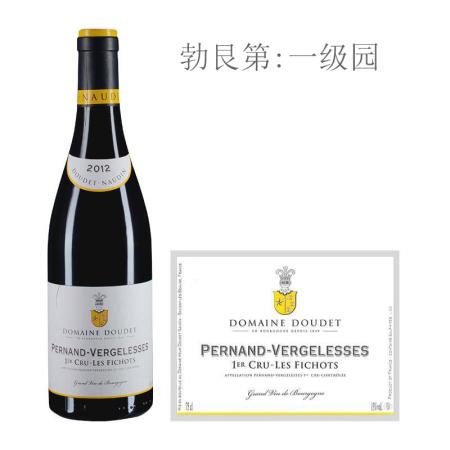 2012年诺丁酒庄飞侯(佩尔南-韦热莱斯一级园)红葡萄酒