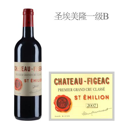 2007年飞卓酒庄红葡萄酒