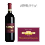 2019年普碧勒酒庄莫雷利诺红葡萄酒