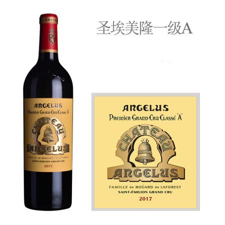 2017年金钟酒庄红葡萄酒