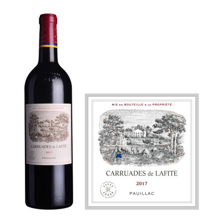 2017年拉菲珍宝(小拉菲)红葡萄酒