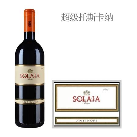 2008年索拉雅红葡萄酒