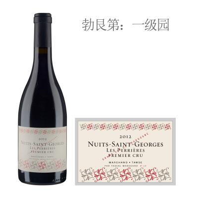 2012年图诗佩尼斯(夜圣乔治一级园)红葡萄酒