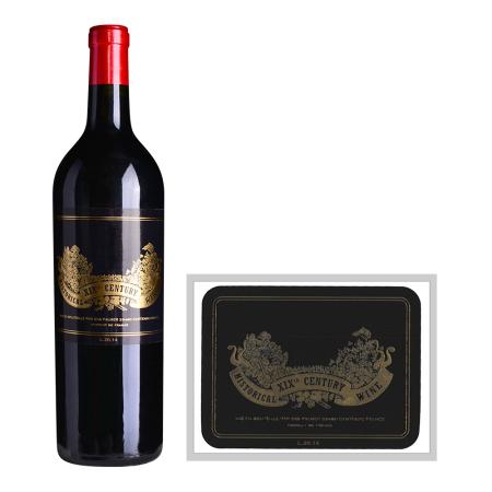 宝马庄园19世纪混酿红葡萄酒