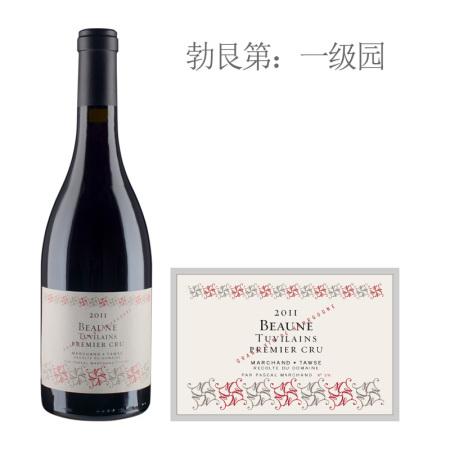 2011年图诗特维朗(伯恩一级园)红葡萄酒