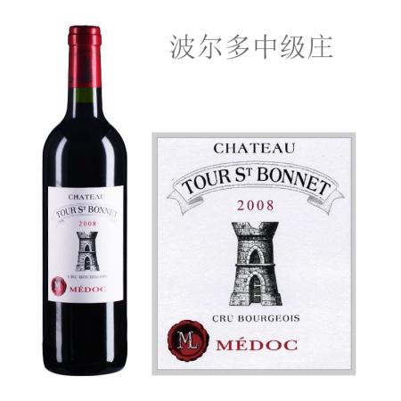 2008年圣塔堡酒庄红葡萄酒