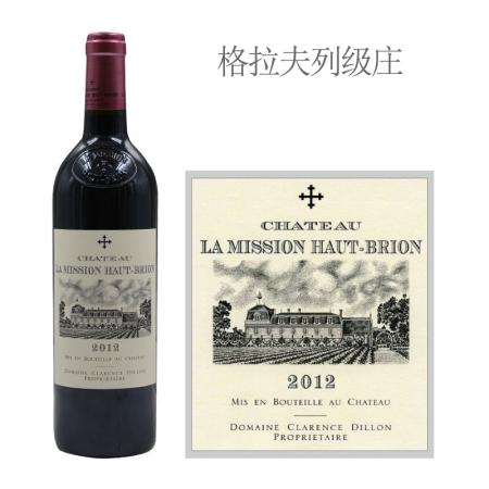 2012年美讯酒庄红葡萄酒