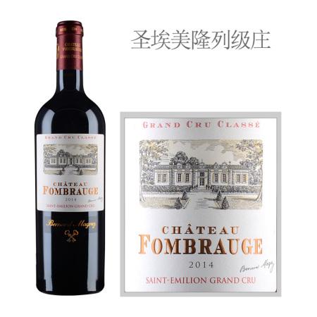 2014年芳宝庄园红葡萄酒