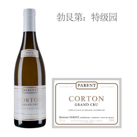 2013年巴赫酒庄(科尔登特级园)白葡萄酒