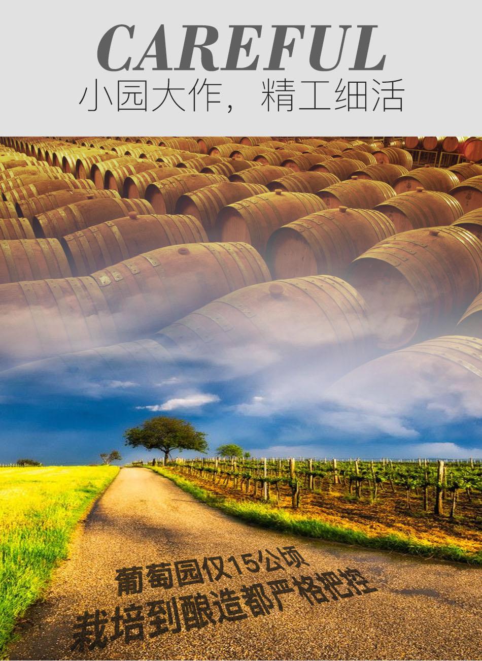 2008年圣殿酒庄红葡萄酒_02