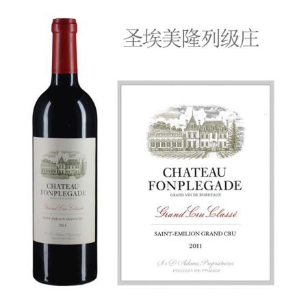 2011年枫嘉酒庄红葡萄酒