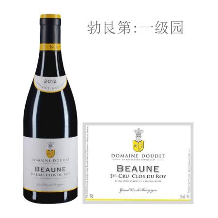 2012年诺丁酒庄罗伊(伯恩一级园)红葡萄酒