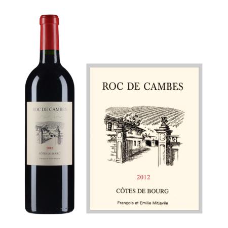2012年康贝洛克红葡萄酒