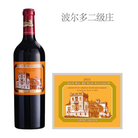 2015年宝嘉龙城堡红葡萄酒